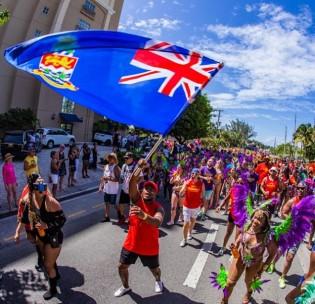 Adult Parade Registration Form