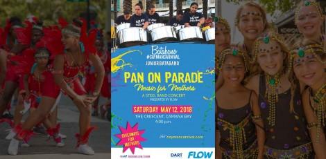 Pan On Parade