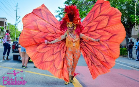 Cayman Carnival Batabano Parade June 26, 2021