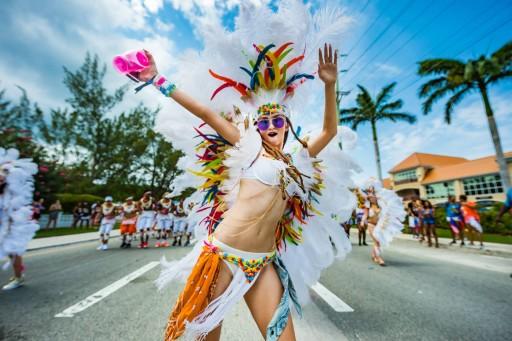 Cayman Carnival Batabano Street Parade