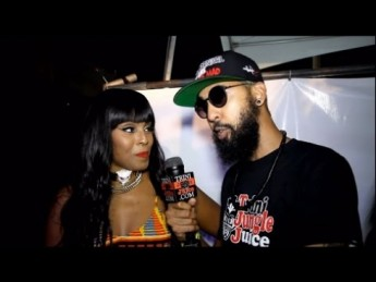 Angela Hunte Interview – Machel Monday 2016